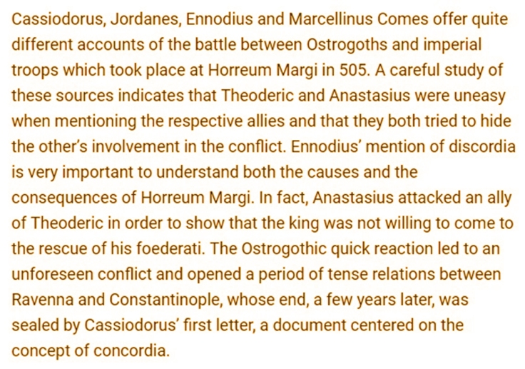 Horreum Margi, Ćuprija – Roman Empire