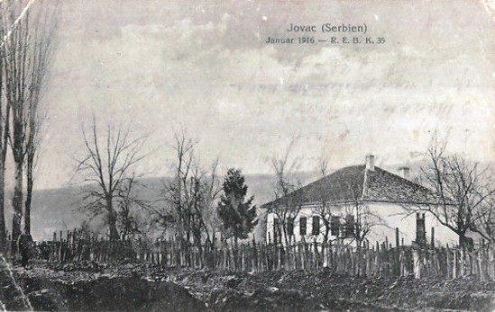 Jovac januar 1916