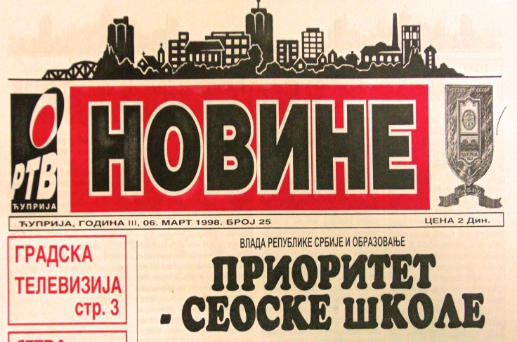 RTV novine