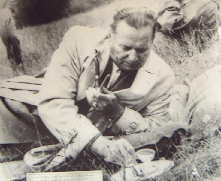 Sisevac 1961 Tito