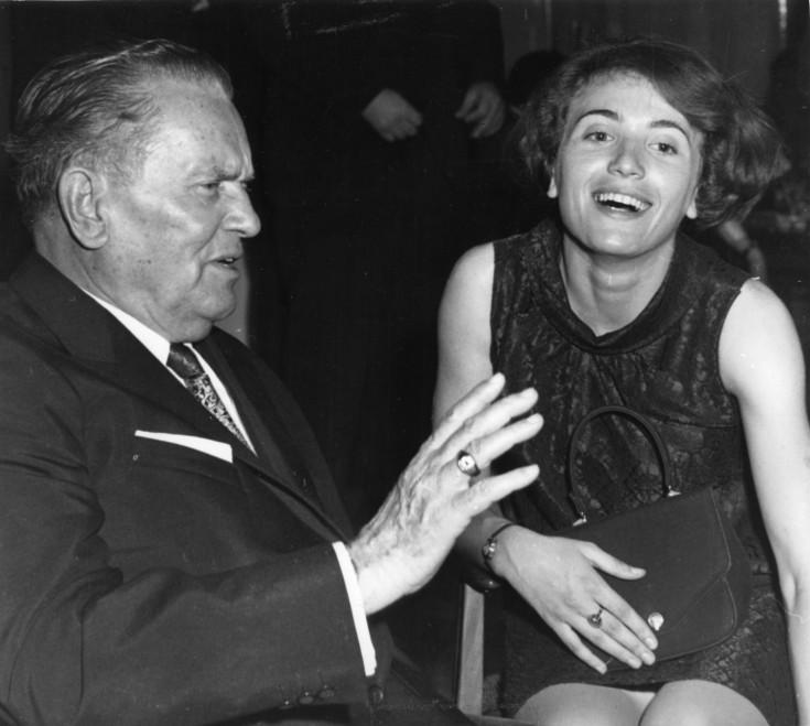 Tito i Vera Nikolic