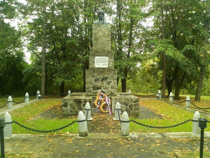Boj ivankovac spomenik