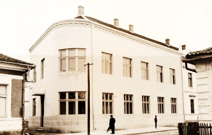 Cuprija dozidana opstina 1956