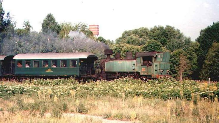 Фабрички воз