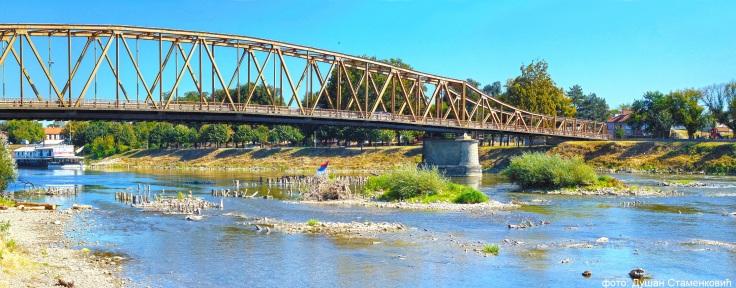 Cuprija most na Velikoj Moravi