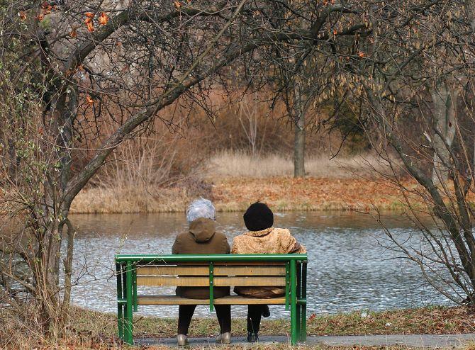 penzioneri u parku