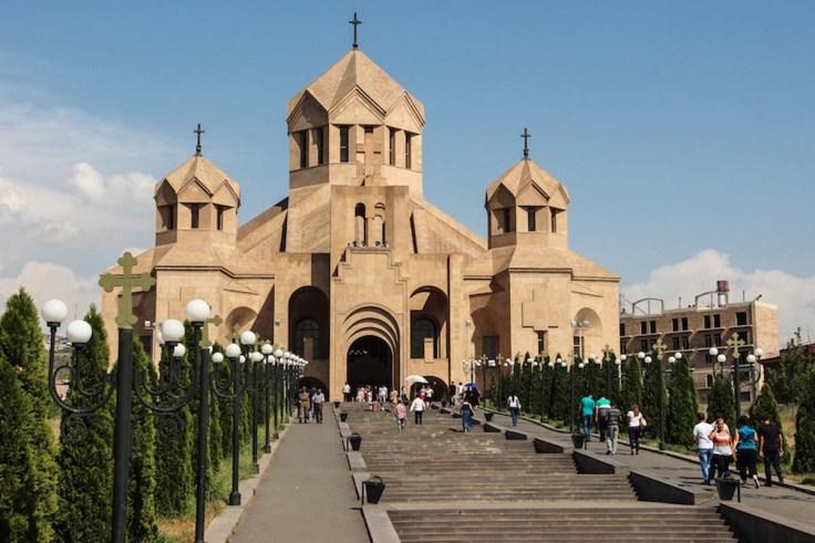 crkva Svetog Grigorija Prosvetitelja