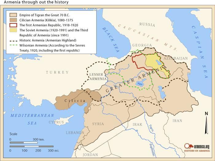 istorijska-jermenija