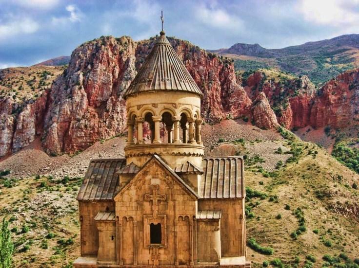 manastir Noravank