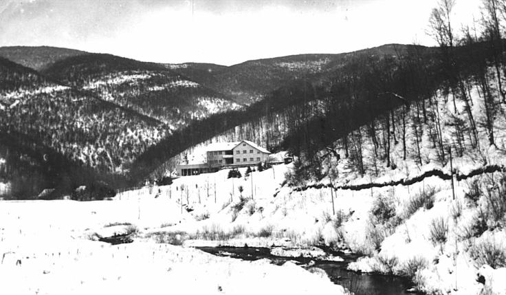 Gornji dom 1958