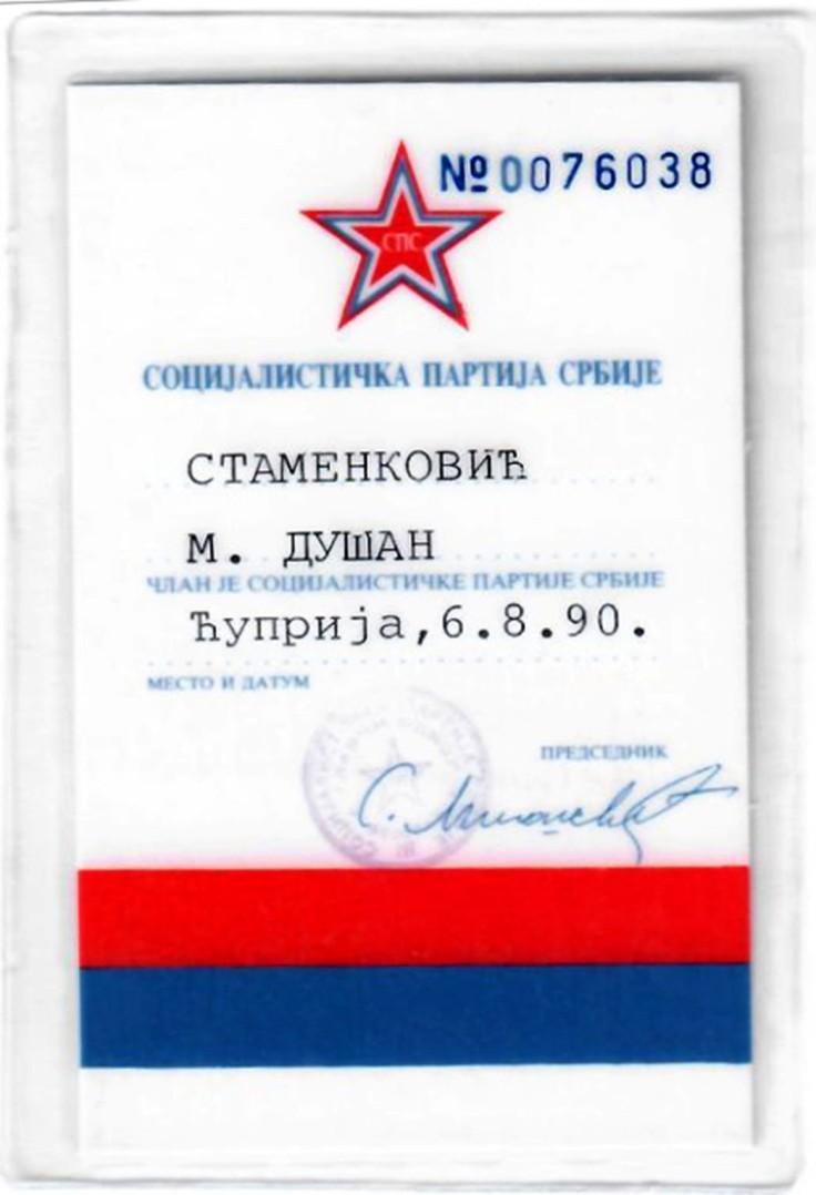SPS clanska karta