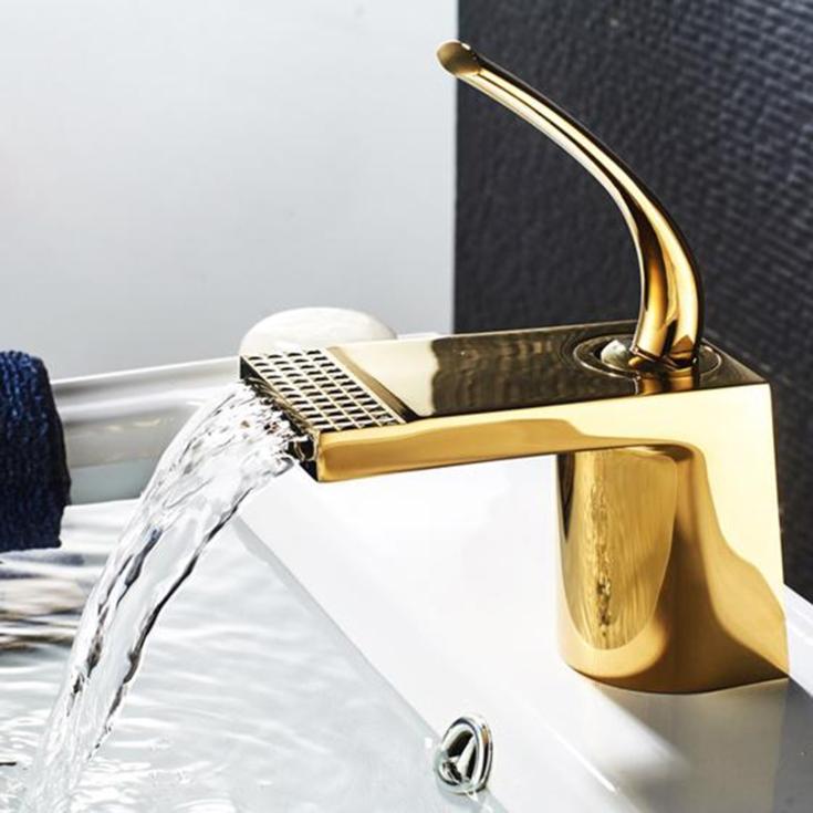 zlatno kupatilo