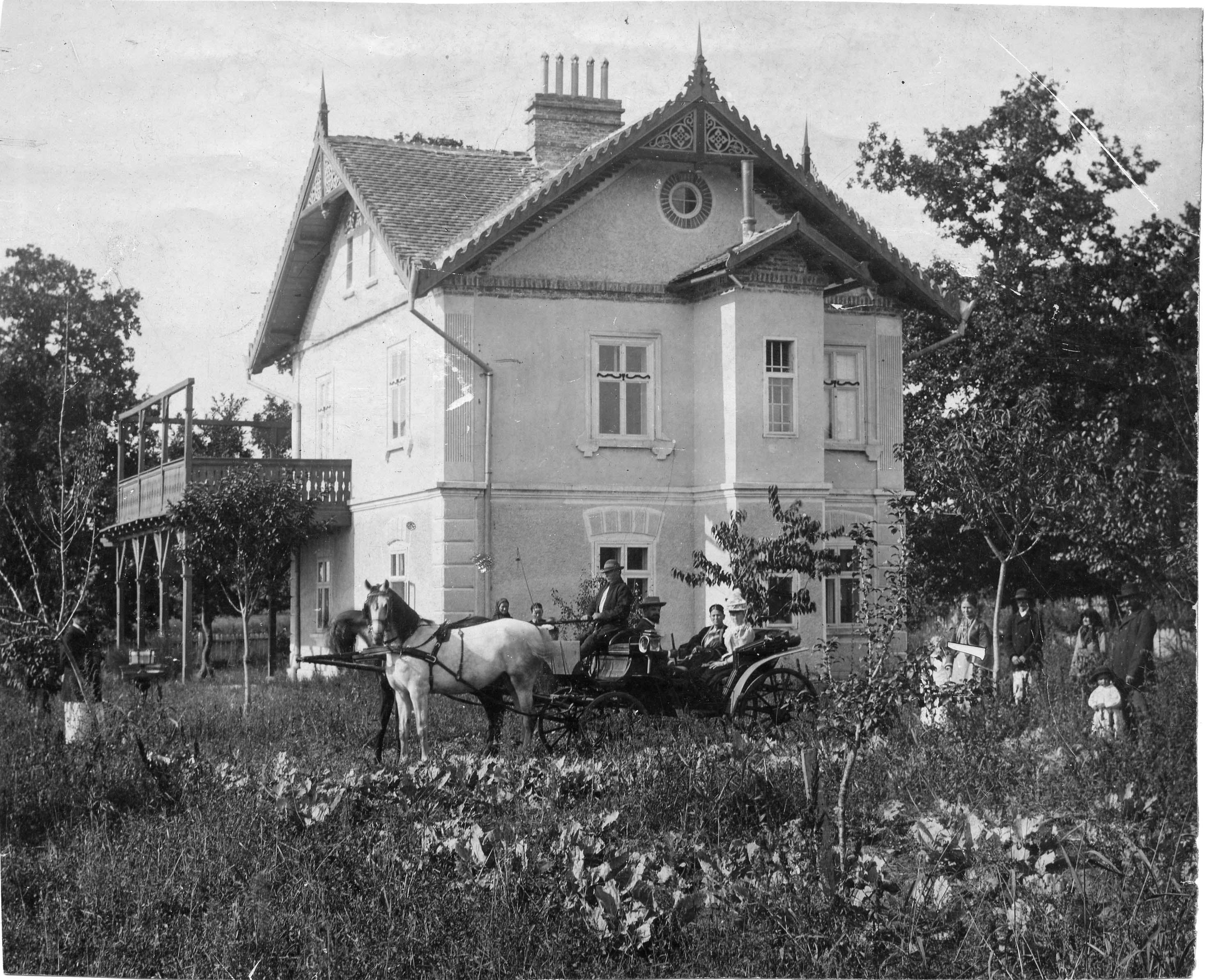 Laziceva vila 1