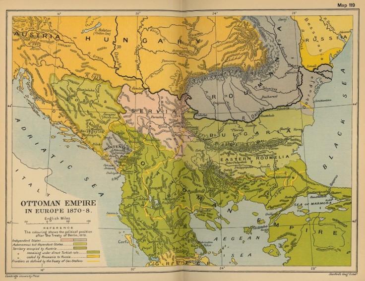 San Stefano Balkan